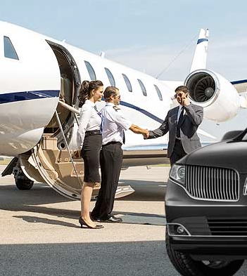 Airport Limousine in Houston
