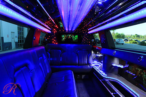 Affordable Limousine Rental in Houston