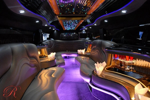 Limousine service in Houston