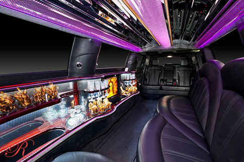 Limousine rentals in Houston
